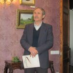 Литературный критик Г. Тюрин