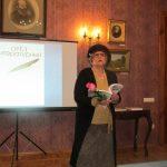 Поэт, лауреат Большой литературной премии России И. Семёнова