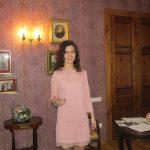 Воспитанница детской хоровой школы А. Фетисова