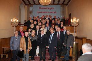 15 съезд Союза писателей России